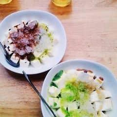 Sữa chua dẻo thơm ngon hấp dẫn của Gool Mrkhoi Keny tại Ăn vặt quán ngon - 99326