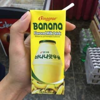 Sữa Chuối Binggrae Hàn Quốc của nhatle95 tại 176A Bình Thuận, Thị Xã Tuyên Quang, Tuyên Quang - 1164056
