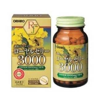 Sữa ong chúa royal jelly 3000mg của haihua3 tại Hải Dương - 1151110