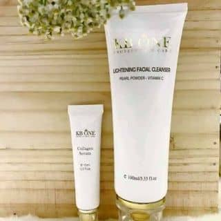 Sửa rửa mặt Kbone lightening facial cleanser của lamthuy25 tại Chợ Trà Vinh, phường 3, Thị Xã Trà Vinh, Trà Vinh - 1445377
