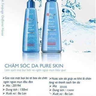 Sữa rửa mặt pure skin của honghanhvu1 tại Thái Bình - 984312