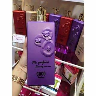 sữa tắm hương nước hoa co co  của xanhbeauty tại Hồ Chí Minh - 1019700