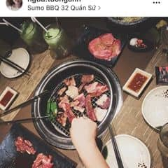 Sumo bbq của Tường Anh Nguyễn Bá tại Sumo BBQ - Quán Sứ - Buffet Nướng & Lẩu - 38322