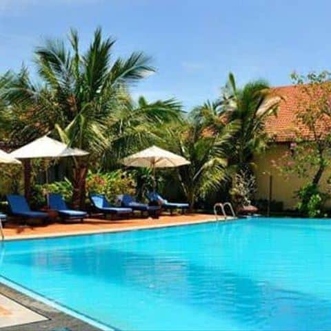 Các hình ảnh được chụp tại Sunny Beach Resort