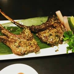 Sườn cừu nướng của Thi Diệu tại The Sushi Bar - Nguyễn Đình Chiểu - 207771