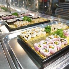 Trong chuỗi lẩu băng chuyền Kichi, mình thích nhất không gian Kichi Calmette, hồi còn làm ở Lê Thị Hồng Gấm, hay ra đây ăn............... đồ ăn rất nhiều, phong cách phục vụ nhanh và nhiệt tình :)