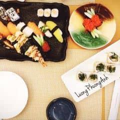 Sushi  của Phương Anh tại Tokyo Deli - Hoàng Đạo Thúy - 1267683