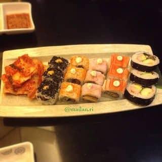 Sushi  của mailan.ri tại Aeon Mall Tân Phú, Quận Tân Phú, Hồ Chí Minh - 1418907