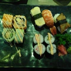 Sushi của Hà Đỗ Nguyễn tại Sumo BBQ - Lê Văn Sỹ - Buffet Nướng & Lẩu - 324123