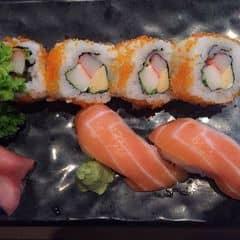 Sushi của Vân Anh Mai tại Sumo BBQ - Hoàng Quốc Việt - 933747
