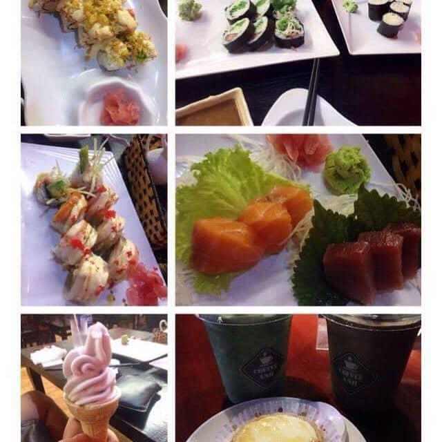 Thiên Du Sky Sushi - 1089A Trần Hưng Đạo, Quận 5, Hồ Chí Minh