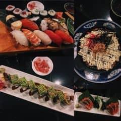 Sushi của Châm Quành tại The Sushi Bar - Thiên Quế - 68498