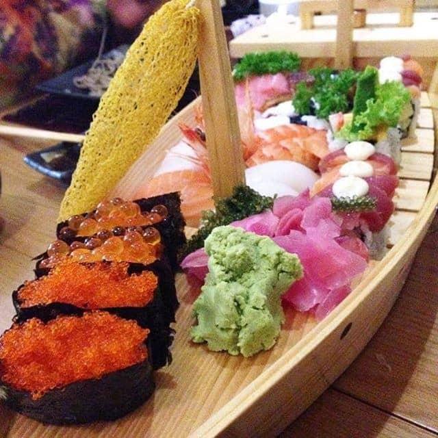 Sushi của Thảo Nguyễn tại Sushi Sun - 82652