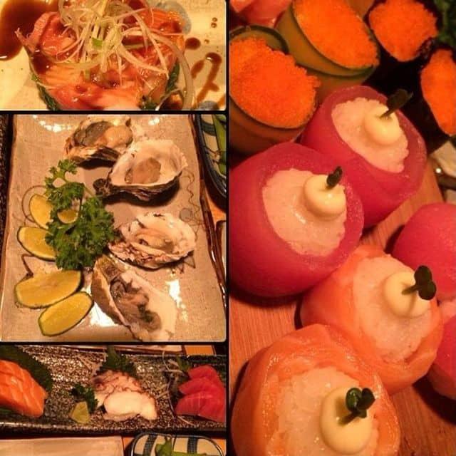 Sushi của Thảo Nguyễn tại Isushi - Buffet Nhật Bản  - 91512