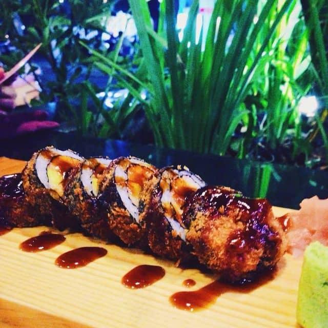 Sushi hải sản chiên của Thảo Nguyễn tại Sushi 88 - Nguyễn Thị Thập - 99512