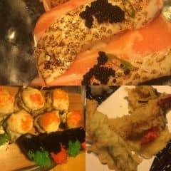 Sushi của Trinh Kiều tại Isushi - Buffet Nhật Bản - Nguyễn Chí Thanh - 13144