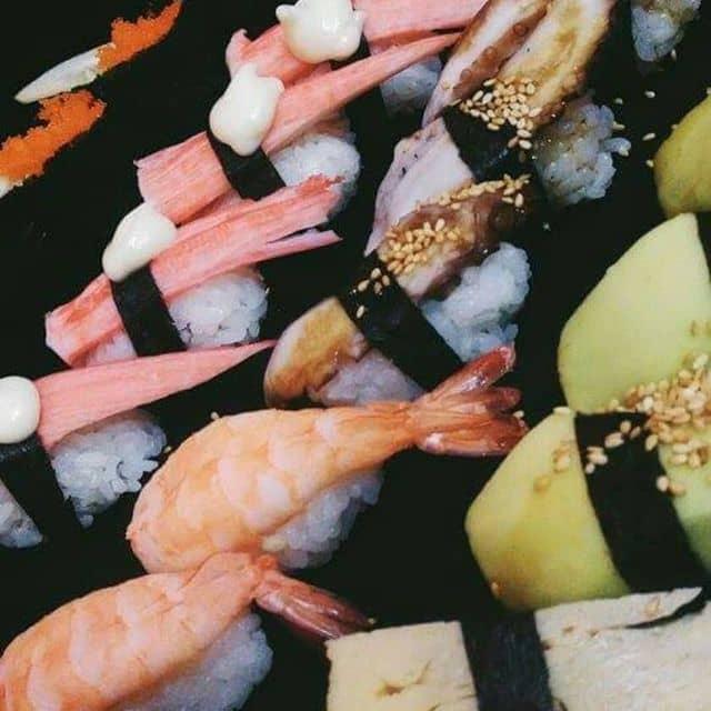 Sushi thập cẩm của Mười Lăm tại Sushi Nhật Bản Aozora - 99889