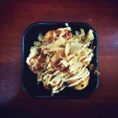 Takoyaki (Bánh bạch tuộc)  của Gấu tại Nhà hàng OkonomiYaki - Thụy Khuê - 357855