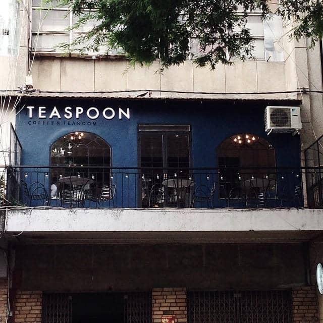 TEASPOON - Coffee & Tearoom - C/c 37 Lý Tự Trọng, Lầu 1, Phường Bến Nghé, Quận 1, Hồ Chí Minh