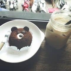 Teddy mouse của Mẩu mũmmĩm tại Aroi Dessert Cafe - Nguyễn Thiệp - 7040