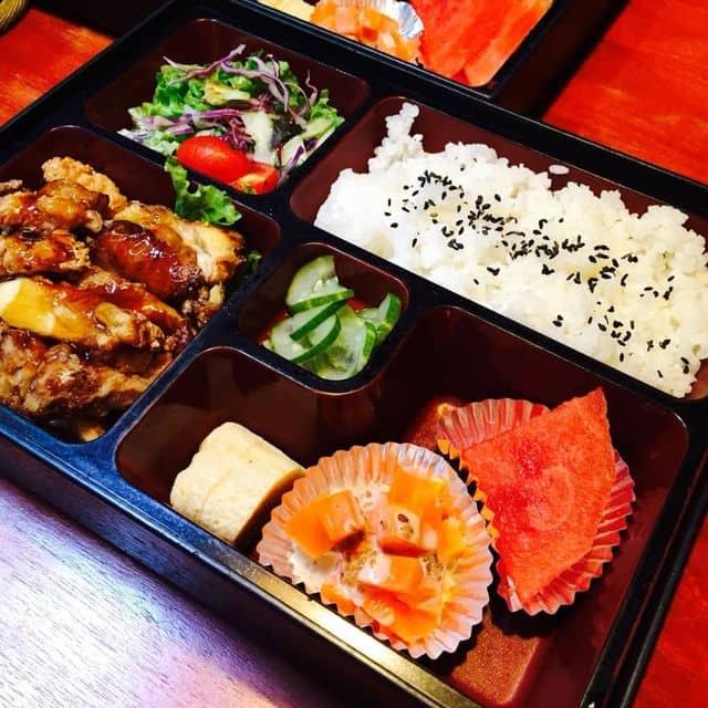 Teriyaki bento của Khánh Quỳnh tại Daikon Foods - Japanese Bento Restaurant - 47813