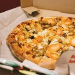 Teriyaki chicken pizza của Thu Hương tại Domino's Pizza - Minh Phụng - 251022