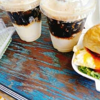 Thạch dẻo#cafe dừa#hambuger của nguyenquynhanh24 tại Đà Nẵng - 1009315
