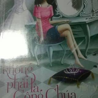Thanh lí sách: TÔI KHÔNG PHẢI LÀ CÔNG CHÚA của nhonnhonshop tại Hồ Chí Minh - 779328