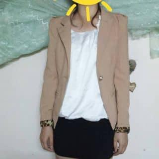 Thanh lý áo vest Blazer kiểu vai nhọn Hàn quốc của phuongmuadongepj tại Kon Tum - 3251228