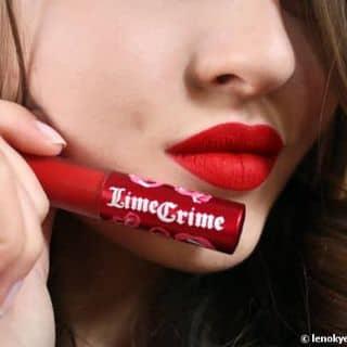Thanh lý son Lime crime màu red velvet của phammyhuyen1996 tại Bình Dương - 3543005