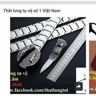 Thăt lưg tự vê của nguyengiap40 tại Shop online, Huyện Nghi Xuân, Hà Tĩnh - 3790999