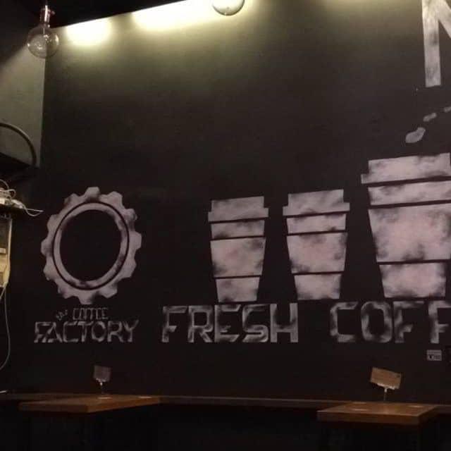 The Factory Coffee - Hai Bà Trưng - 37 Hai Bà Trưng, Quận 1, Hồ Chí Minh