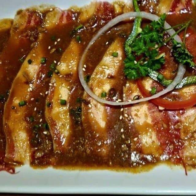 Thịt ba chỉ nướng của Phúc Trần tại Mr. Park - Sườn Nướng Hàn Quốc - 77615