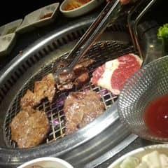 Thịt ba chỉ nướng hàn quốc của Linh Cherry tại King BBQ - Vincom Center - 217993