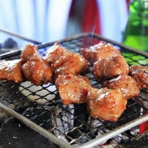 Các hình ảnh được chụp tại Lạc Cảnh - Bò Nướng Nha Trang