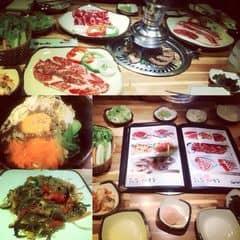 Thịt bò nướng và các món ăn hàn quốc. Món ăn ngon. Giá cả hợp lí. Phục vụ dễ thương và nhanh chóng. 👌🏻👍🏻