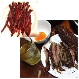 Thịt trâu gác bếp sơn la của phuong.pretty208 tại 88 Lê Duẩn,  P. Chiềng Sinh, Thành Phố Sơn La, Sơn La - 758688