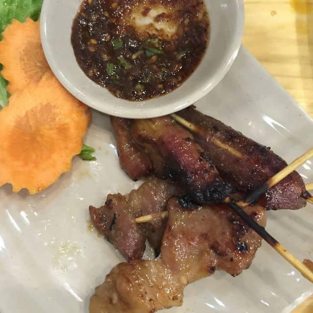 Thịt heo xiên nướng...... của Balla Luta tại Thái Lan Pattaya Town - 306167