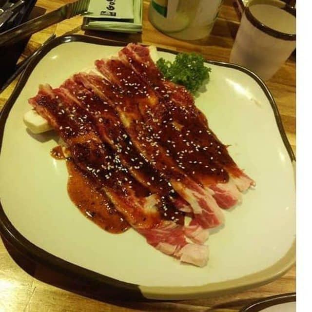 Thịt nướng của Uyên Đoàn tại Gogi House - Quán Nướng Hàn Quốc - Vincom Center - 118894