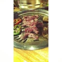 Thịt nuớng của Vân Trang tại Gogi house - Nguyễn Thái Học - 1098045