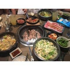 Thịt nướng của Ly Nguyễn tại Sumo BBQ - Buffet Nướng & Lẩu - Tô Hiến Thành  - 15157