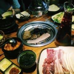 Thịt nướng của Minh Hằng tại Gogi House - Royal City - 15995