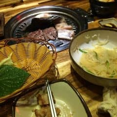 Thịt nướng của Béo Bánh Bao tại Gogi House - Phạm Ngọc Thạch - 32073