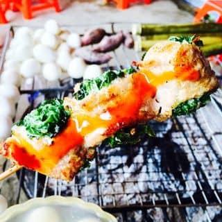 Thịt nướng cải mèo của pchy.nguyen tại Thị trấn Sapa, Huyện Sa Pa, Lào Cai - 201259