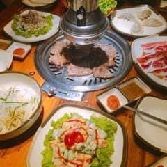 Thịt nướng hàn quốc của Phạm Yến Ngọc tại Gogi House - Nướng Hàn Quốc - Big C Thăng Long - 1154255
