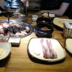 Thịt nướng Hàn Quốc  của Nguyễn Phương Quỳnh tại GoGi House - Hà Đông - 229683