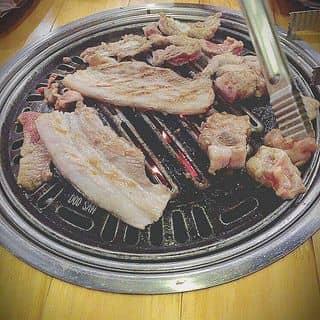 Thịt nướng Hàn Quốc  của annie.bui tại 16 Đào Duy Từ, Đông Thành, Thành Phố Ninh Bình, Ninh Bình - 1125164
