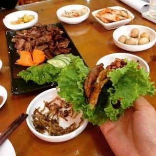 Thịt nướng hàn quốc của nguyenthanhnga105 tại 38 Hàm Nghi, Thành Phố Hà Tĩnh, Hà Tĩnh - 252875