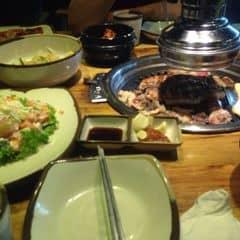 Thịt nướng hàn quốc của Thanh Hà tại Gogi House - Nướng Hàn Quốc - Trung Hòa - 42370