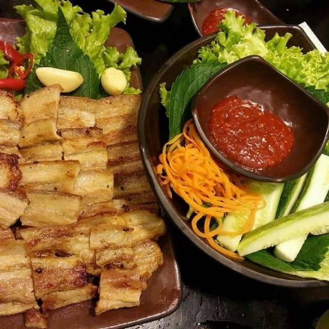 Thịt nướng hàn quốc của Hoài Thương tại Hancook Korean Fast Food - 50502